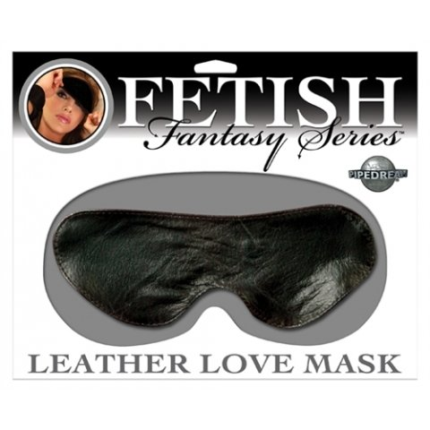 Fetish Fantasy Series Love Mask - Black