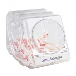 Anal Fantasy Collection Anal Eaze Insertz - 72 Pieces Fishbowl Display