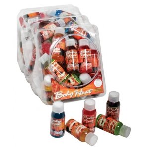 Body Heat Assorted 1 oz. Bown - 48 Count