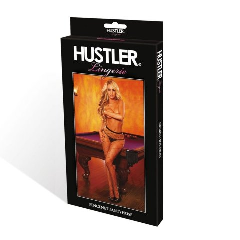 Hustler Lingerie in The Pocket: Fencenet Pantyhose