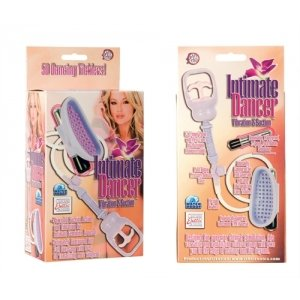 Intimate Dancer Female Arousal Pump - Lavender