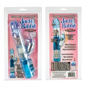 Waterproof Jack Rabbit - Blue