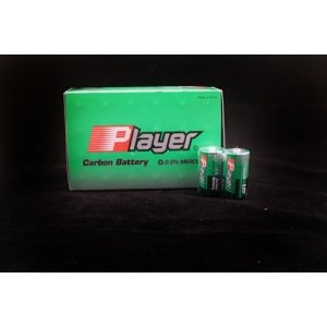 Player  C Batteries - 24 Count Box