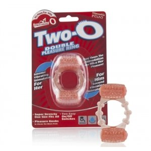 The Two-O Double Pleasure Ring Display 12 Pieces