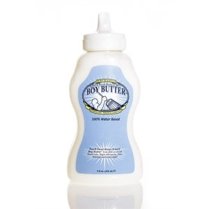 Boy Butter H2O Personal Lubricant - 9 oz. Squeeze Bottle