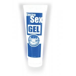Zeus Electro-Sex Gel - 4 oz.