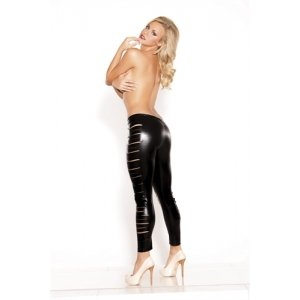 Kitten Sexy Siren Leggings -  Black - One Size