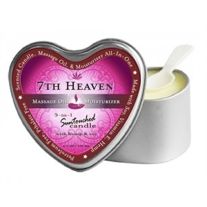 3-In-1 7Th Heaven Suntouched Candle With Hemp