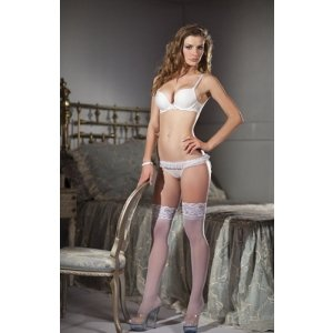 I Love You I Do 2-piece Set -  White