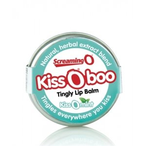 Screaming O Kissoboo - Tingly  Lip Balm - Peppermint
