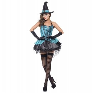 Fever Witch Devine Costume