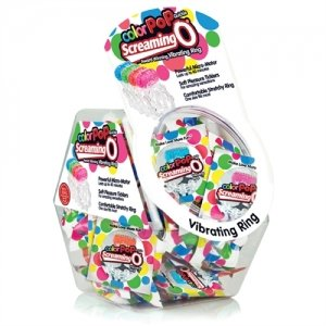 Color Pop Quickie Screaming  - Assorted Colors - 48 Count Fishbowl