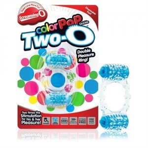 Color Pop Quickie Two-o  -  Blue - 12 Count Box