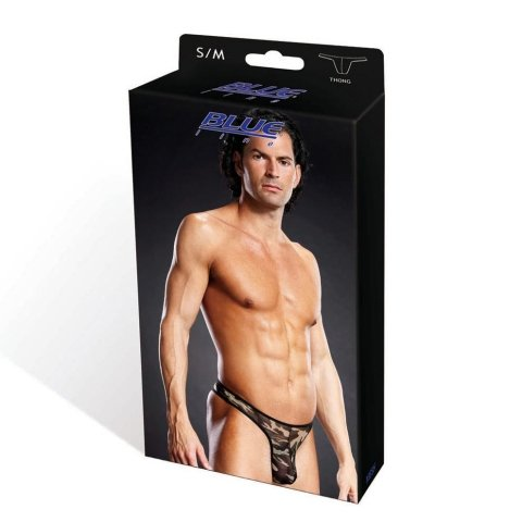 Blueline men's Pro-Mesh Camo Thong