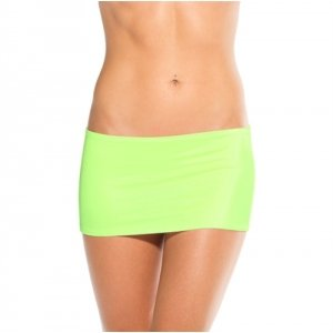 Skirt - Neon Green - One Size