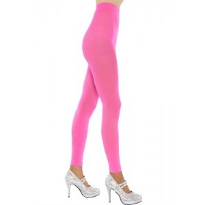 Footless Tights - Neon Pnk  Fv-21365