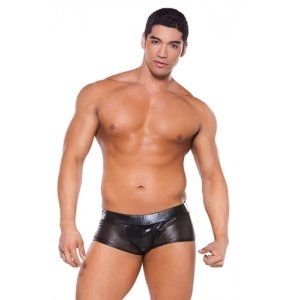 Wet Look Brief Style Jock  Strap