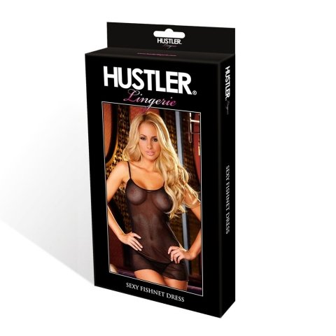 Hustler Lingerie Sexy Fishnet Dress