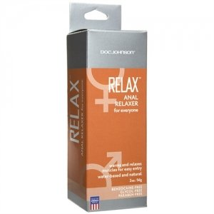 Relax Anal Relaxer - 2 Oz.