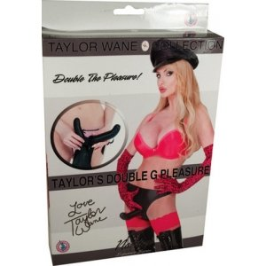 Taylor Wane Double G-Pleasure