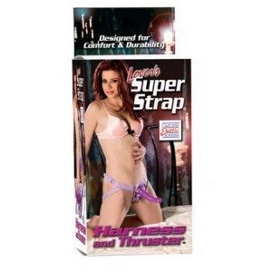 Lovers Super Strap Harness And Thruster
