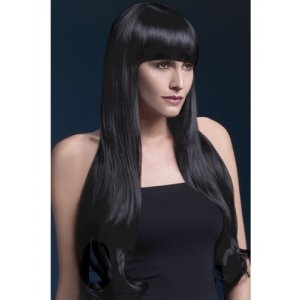 Bella Wig -  Black