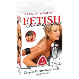Fetish Fantasy Shock Therapy  Electro Touch Cuffs