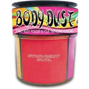 Body Dust - 4 Assorted Flavors