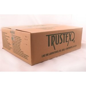 Trustex Assorted Lubricated  Colors - 1000 Pieces