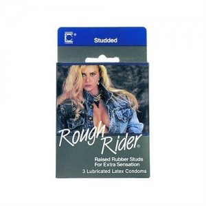 New Rough Rider Studded - 3 Pack