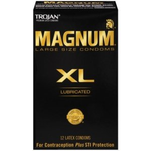 Trojan Magnum X-Large Condoms - 12 Pack TJ64712