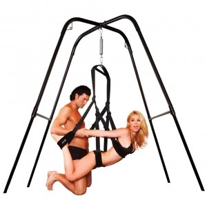 Lux Fetish Fantasy Swing Stand