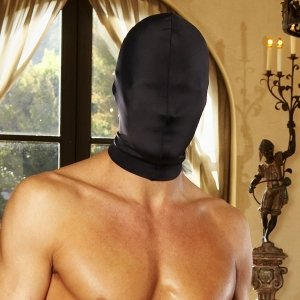Lux Fetish Stretch Hood