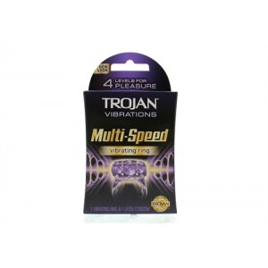 Trojan Vibrating Ring Multi-Speed