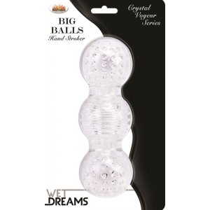 Wet Dreams Crystal Voyeur Big Balls Stroker