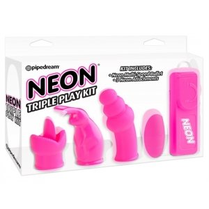 Neon Triple Play Kit - Pink