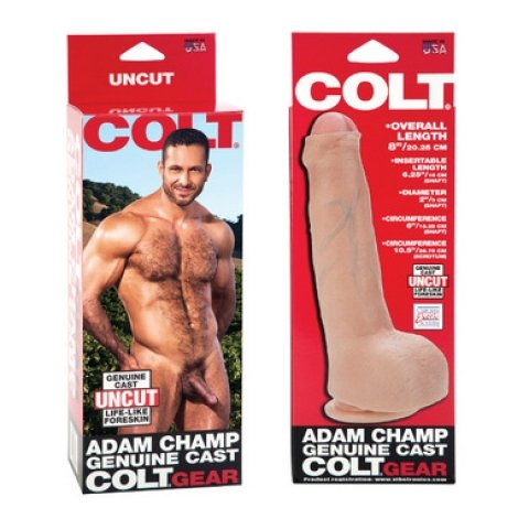 Colt Adam Champ Genuine Cast
