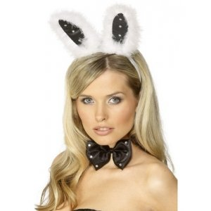 Bunny Set - Black and White