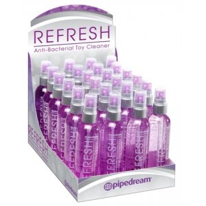 Refresh Anti-Bacterial Toy Cleaner 24 Piece Display