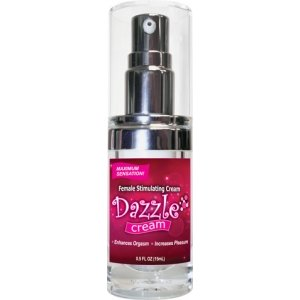 Dazzle Female Stimulating Cream - .5 oz.