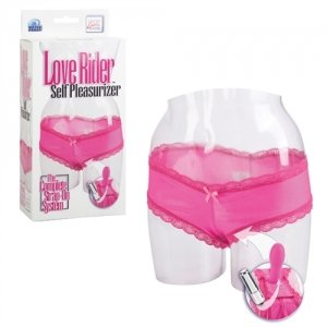Love Rider Self Pleasurizer - Pink
