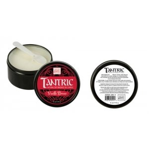 Tantric Soy Candle 6 oz. - Vanilla Breeze