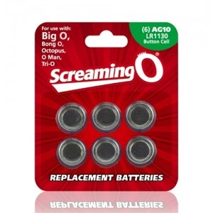 Replacement Batteries AG10 LR1130-Button Cell