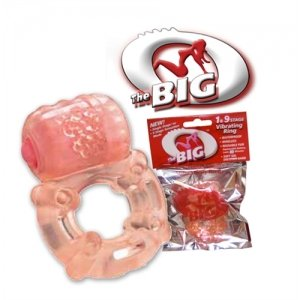 The Big O Multi-speed  Vibrating Ring - Each