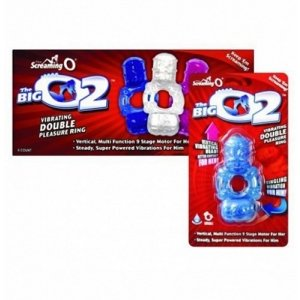 The Big O2 6 Piece Display- 3 Assorted Colors