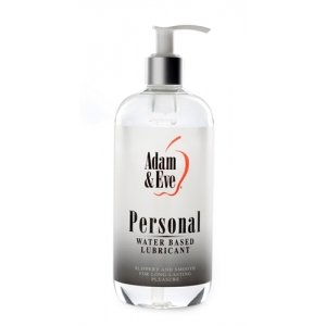 Adam And Eve Personal Water-Based Lubricant - 16 oz.