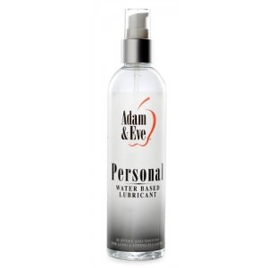 Adam And Eve Personal Water-Based Lubricant - 8 oz.