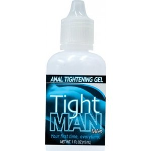 Tight Man  Anal Tightener Gel - 1 oz.