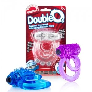 The Screaming O Double O 6 - Assorted Colors - 6 Count Box