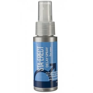 Sta-Erect Delay Spray For Men